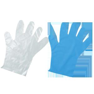 ポリエチレン製手袋